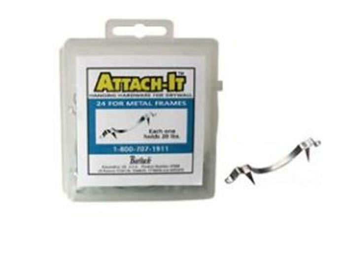 Attach-it Metal Frame